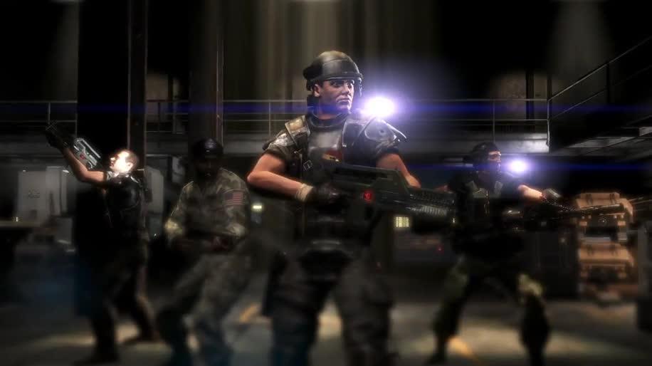 Trailer, SEGA, Gearbox, Aliens, Colonial Marines