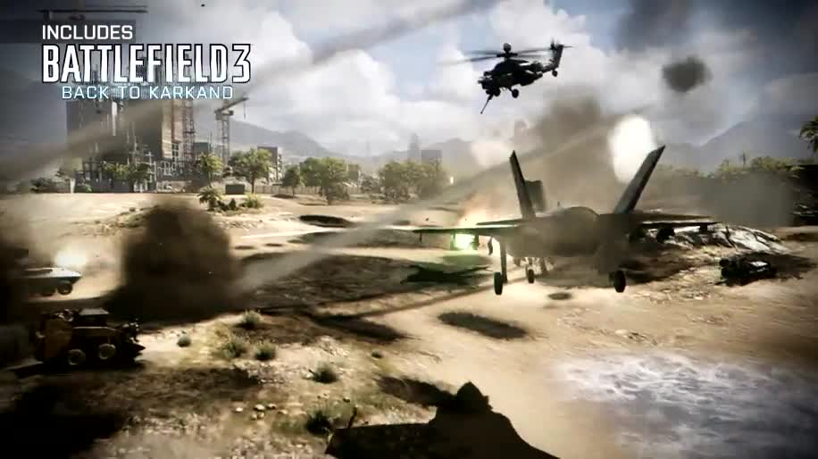 Trailer, Electronic Arts, Ego-Shooter, Ea, Multiplayer, Battlefield, Dice, Battlefield 3