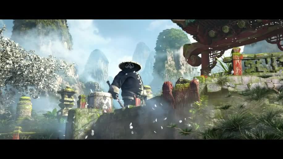 Trailer, Online-Spiele, Blizzard, Mmorpg, Mmo, Online-Rollenspiel, World of Warcraft, Mists of Pandaria