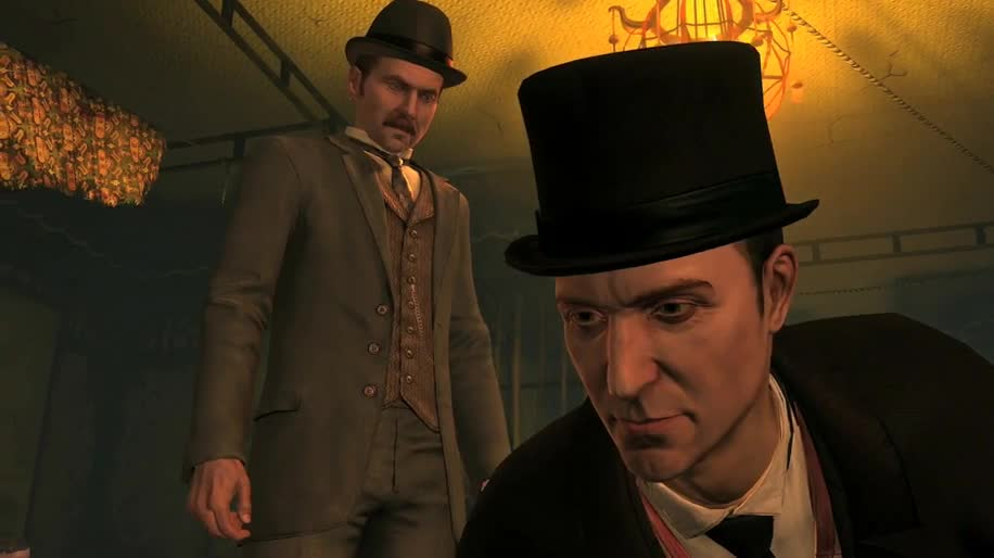 Trailer, Focus Interactive, The Testament of Sherlock Holmes, Das Testament des Sherlock Holmes