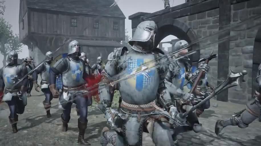 Trailer, Paradox Interactive, War of the Roses, Fatshark