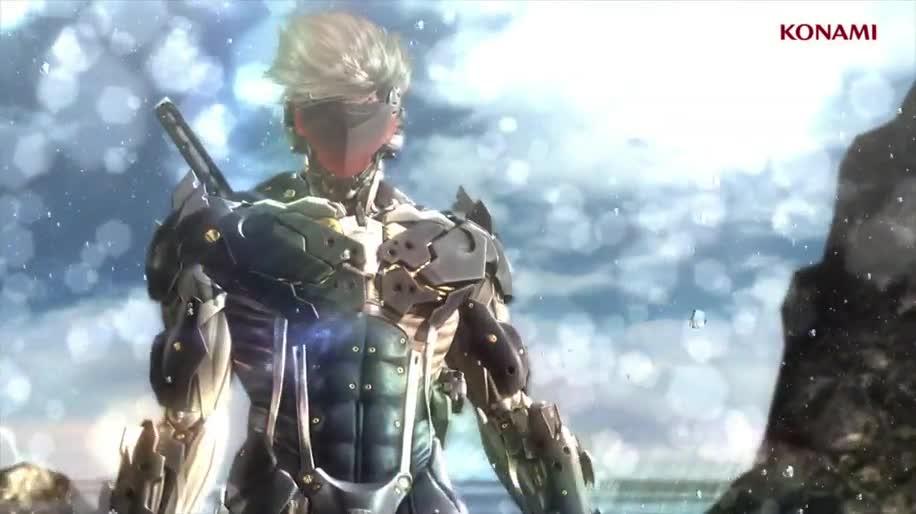 Trailer, Konami, Metal Gear Solid, TGS, Metal Gear Rising: Revengeance, TGS 2012