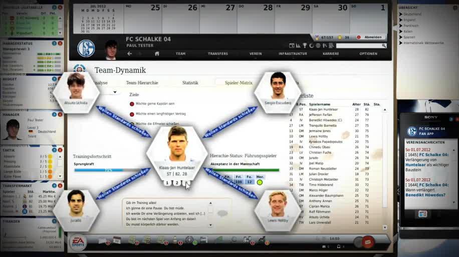 Trailer, Electronic Arts, Ea, Fußball, EA Sports, Fußball Manager, Fußball Manager 13