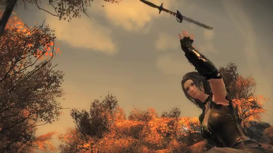 Trailer, Guild Wars 2, Ncsoft, Guild Wars