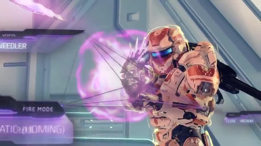 Microsoft, Trailer, Halo, Bungie, Halo 4