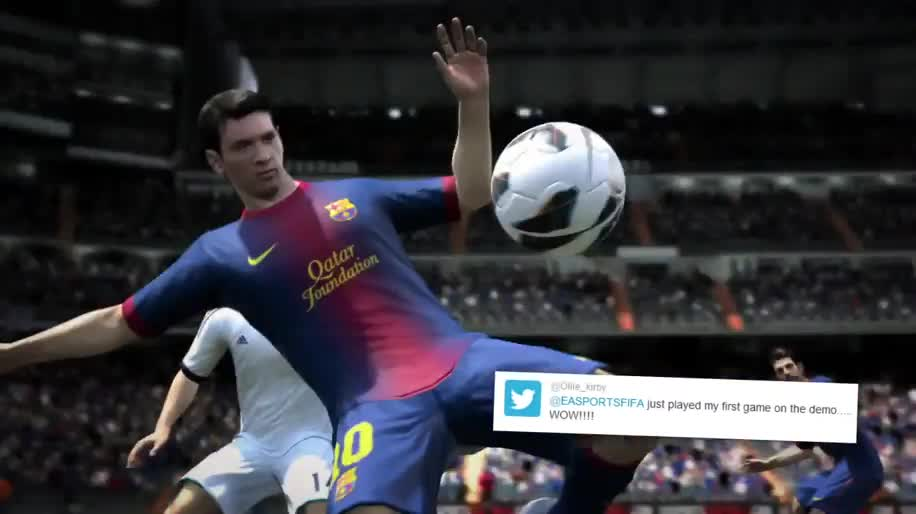 Trailer, Electronic Arts, Ea, Fußball, EA Sports, Fifa, FIFA 13