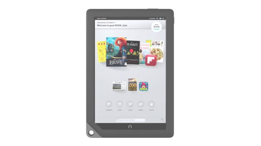 Tablet-PC, Barnes & Noble, Nook, Nook HD+