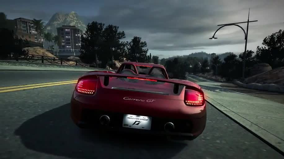 Trailer, Electronic Arts, Ea, Rennspiel, Need for Speed, Need for Speed World
