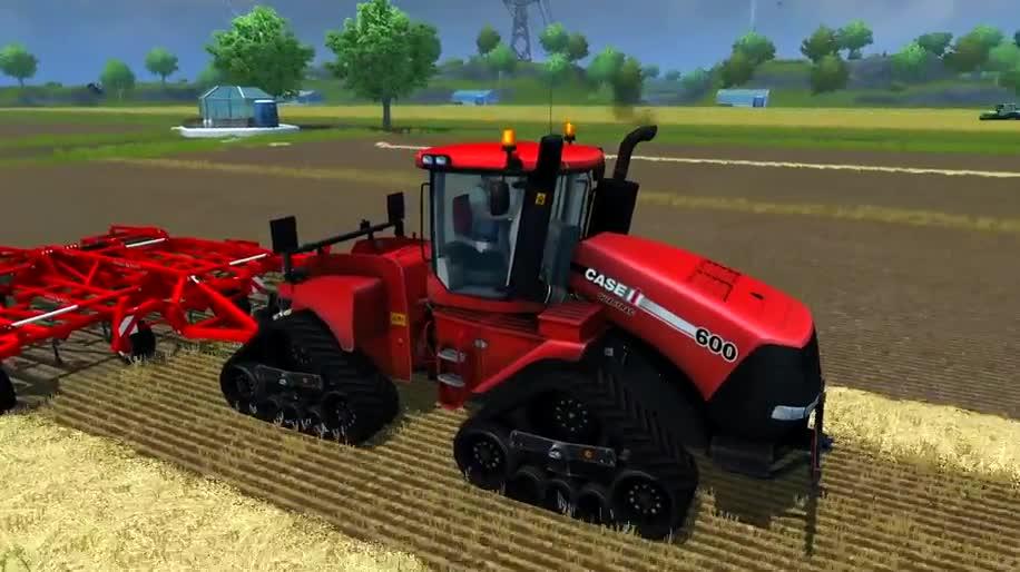 Trailer, Landwirtschafts-Simulator, Landwirtschafts-Simulator 2013