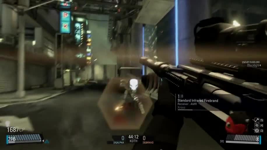 Trailer, Ego-Shooter, Free-to-Play, Online-Shooter, Blacklight Retribution
