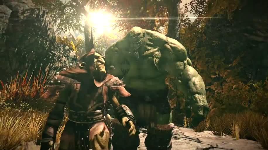 Trailer, Focus Interactive, Of Orcs and Men