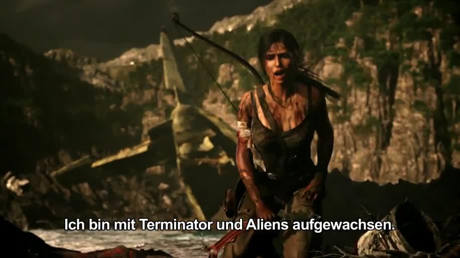 Square Enix, Tomb Raider, Lara Croft, Crystal Dynamics