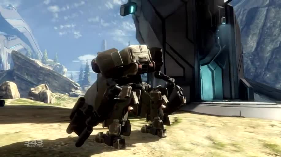 Microsoft, Trailer, Xbox 360, Halo, Bungie, 343 Industries, Halo 4