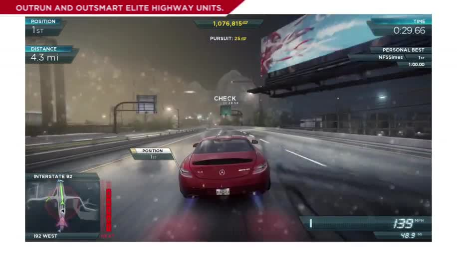 Electronic Arts, E3, Rennspiel, Need for Speed, Need for Speed: Most Wanted