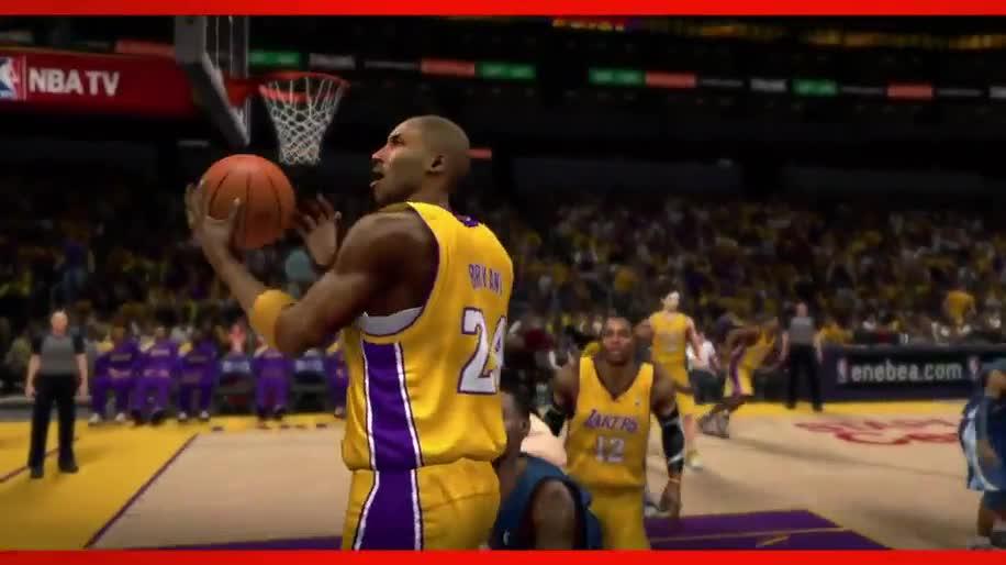 Trailer, 2K Games, Basketball, NBA, 2K Sports, NBA 2K13
