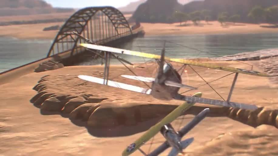 Trailer, Online-Spiele, Free-to-Play, Wargaming.net, World of Warplanes