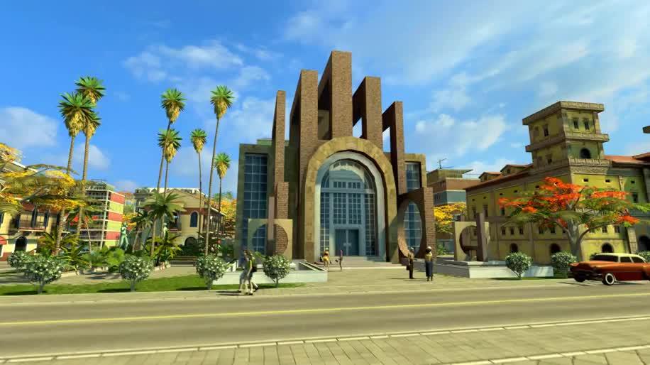 Trailer, Kalypso Media, Tropico, Tropico 4, Tropico 4: Gold Edition