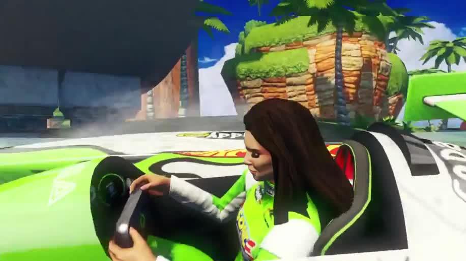 Rennspiel, SEGA, Sonic, Sonic & All-Stars Racing Transformed