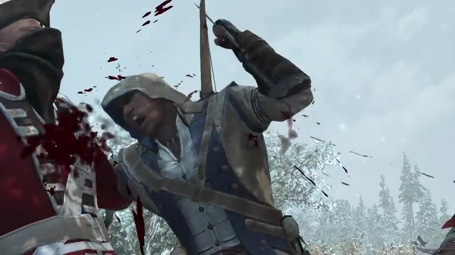 Trailer, Ubisoft, Assassin's Creed, Assassin's Creed 3