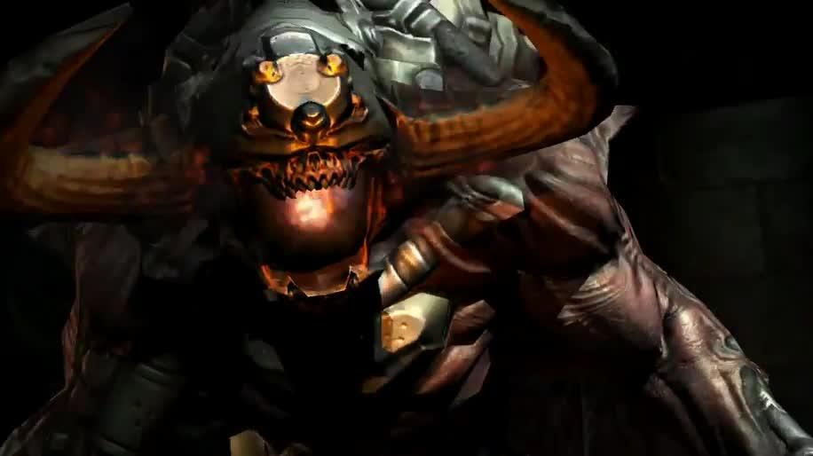 Trailer, Bethesda, Doom, Doom 3, Doom 2, Auferstehung des Bösen