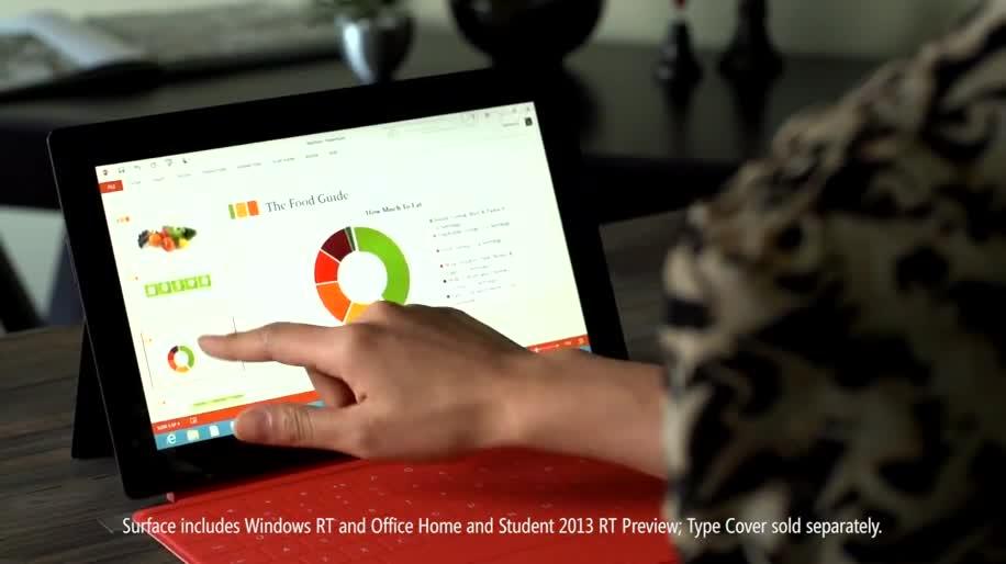 Microsoft, Betriebssystem, Windows, Tablet, Windows 8, Surface, Windows RT, Touchscreen, Metro