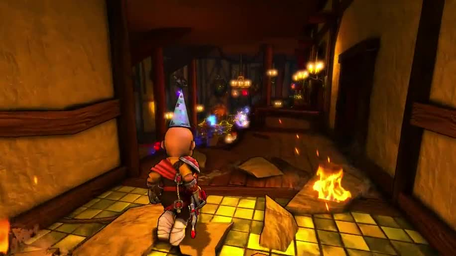 Trailer, Dlc, Dungeon Defenders, Trendy Entertainment, Anniversary Pack
