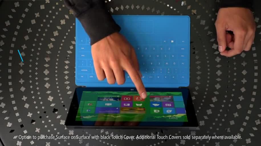 Microsoft, Betriebssystem, Windows, Tablet, Surface, Microsoft Surface, Windows RT, Interface, Touchscreen, Metro, Ui, Benutzeroberfläche, Touch, Metro UI