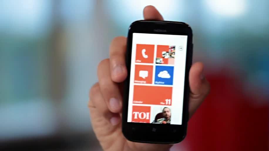Smartphone, Nokia, Lumia, Windows Phone 7.5, Windows Phone 7.8, Nokia Lumia 510, Lumia 510