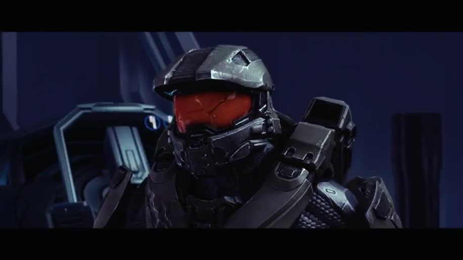 Microsoft, Trailer, Xbox 360, Halo, Bungie, Halo 4