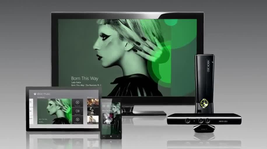 Microsoft, Windows, Windows 8, Windows Phone, Xbox 360, Musik, xbox music