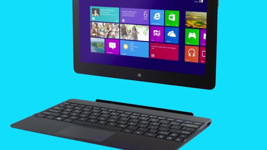 Microsoft, Betriebssystem, Windows, Tablet, Windows 8, Touchscreen, Touch, Convertible