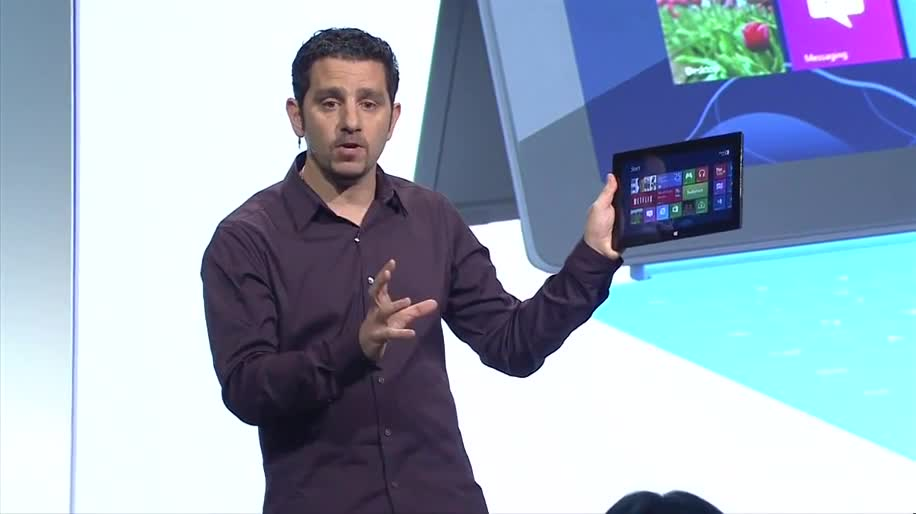 Microsoft, Windows, Tablet, Windows 8, Microsoft Surface, Windows RT, Touchscreen, Metro, Touch