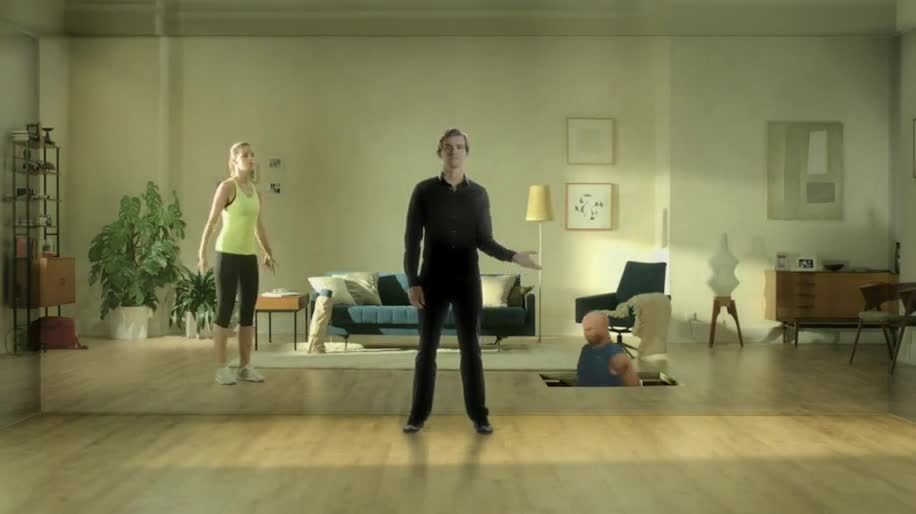 Microsoft, Xbox, Xbox 360, Kinect, Bewegungssteuerung, Gesten, Bewegungserkennung