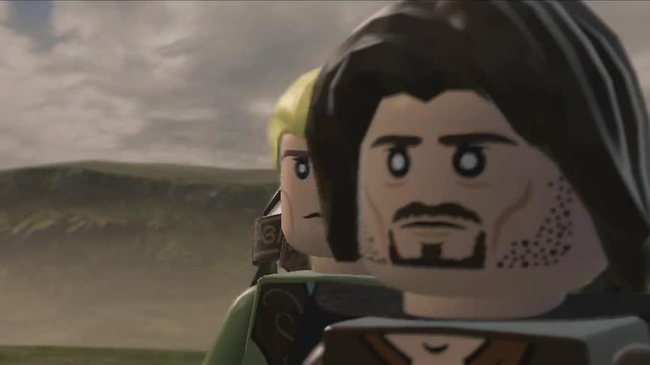 Trailer, Warner Bros., Lego, Der Herr der Ringe, LEGO Der Herr der Ringe, Lego Herr der Ringe