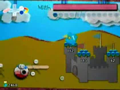 Nintendo, Wii, Defend your Castle