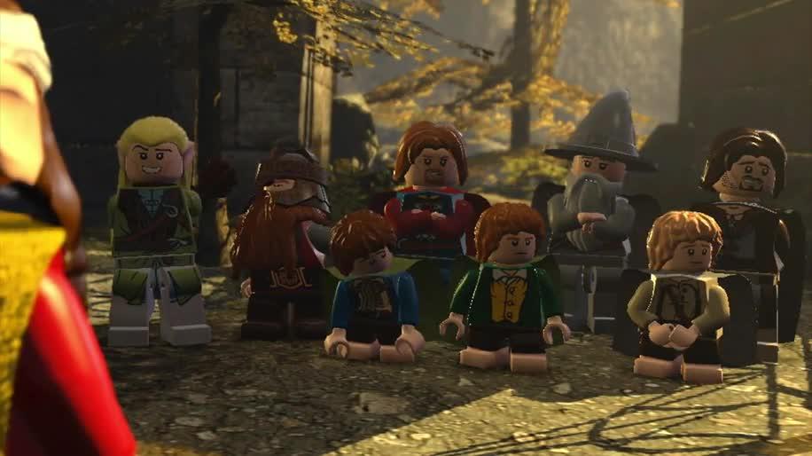 Trailer, Warner Bros., Lego, Der Herr der Ringe, Warner Bros, Herr der Ringe, LEGO Der Herr der Ringe, Lego Herr der Ringe