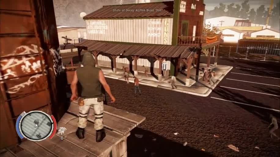 Gameplay, Zombies, Microsoft Studios, State of Decay