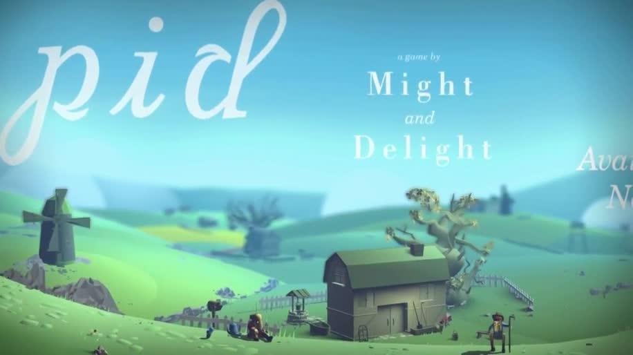 Trailer, Adventure, Jump & Run, Puzzle, Pid, Might & Delight