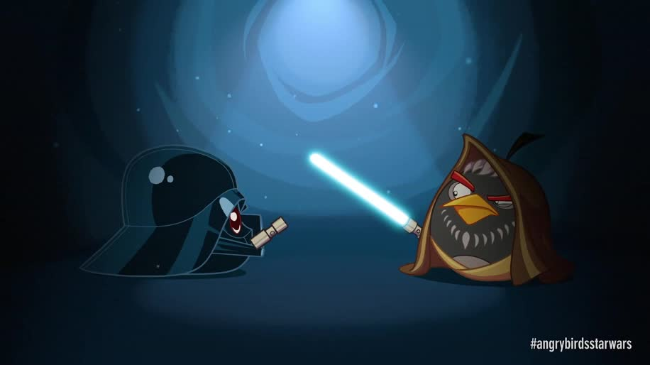 Trailer, Star Wars, Angry Birds, Rovio, Angry Birds Star Wars