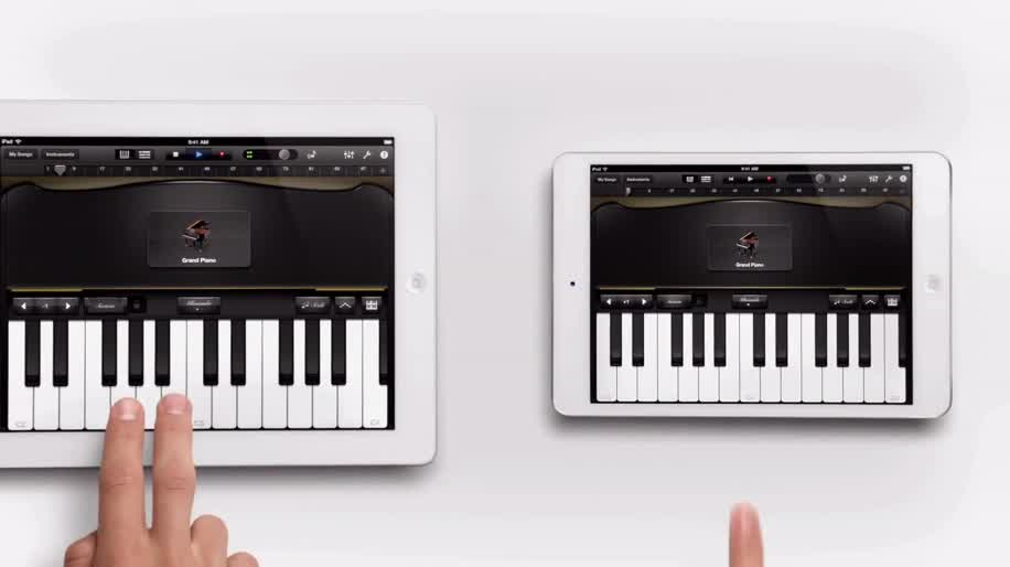 Apple, Tablet, Ipad, Werbespot, iPad mini, Apple iPad mini