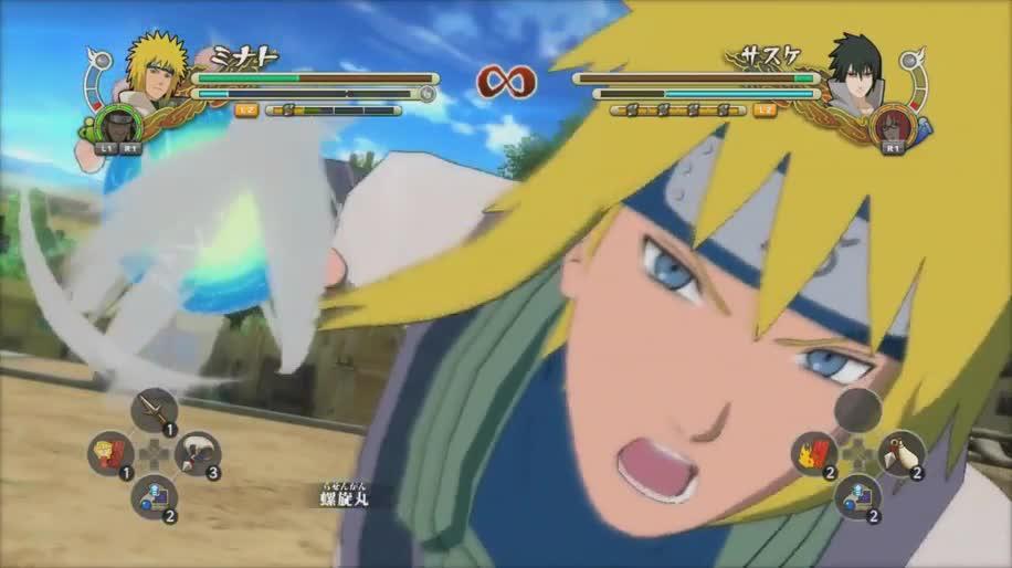Naruto Shippuden, Naruto, Naruto Shippuden Ultimate Ninja Storm 3
