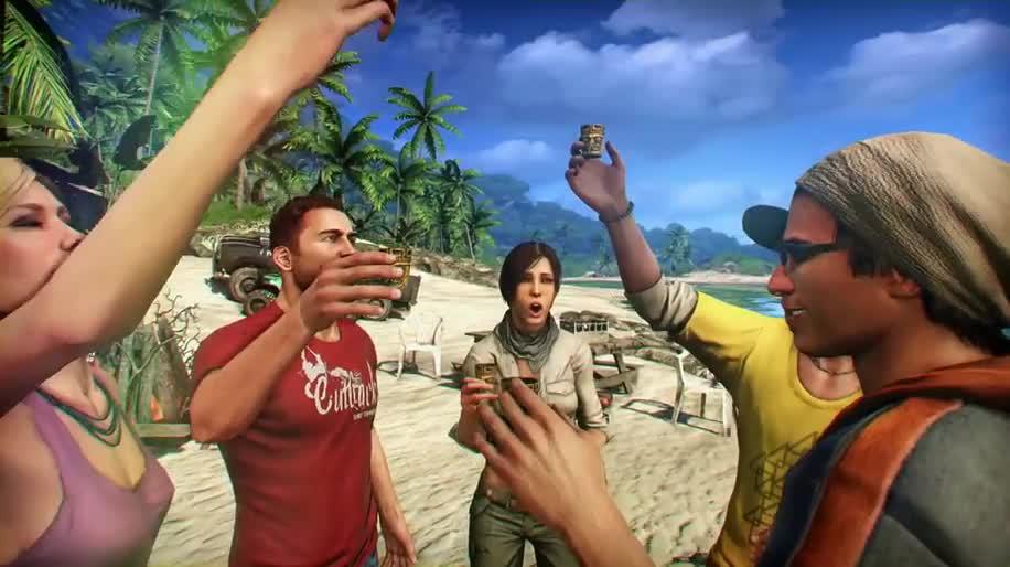 Trailer, Ego-Shooter, Ubisoft, Far Cry, Far Cry 3