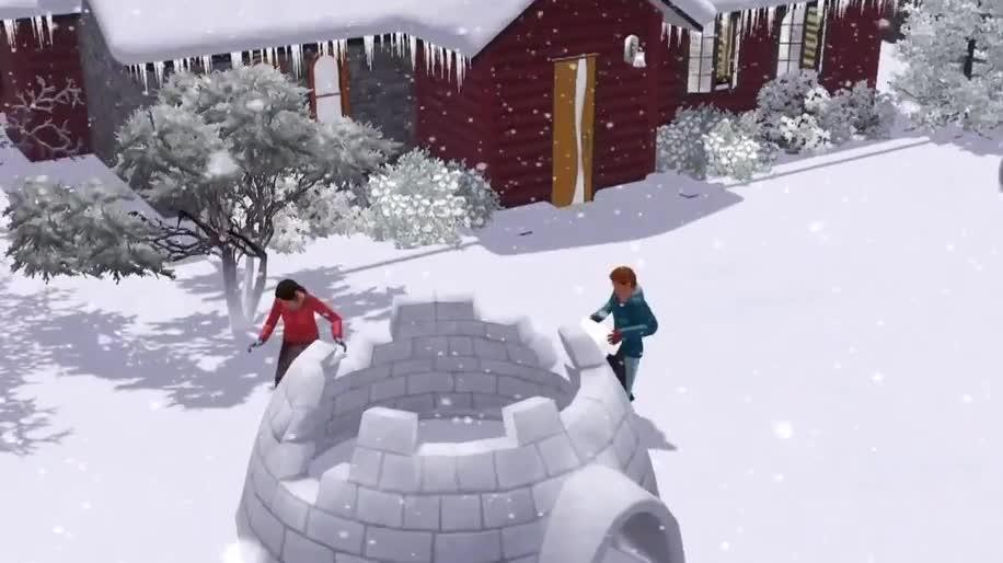 Trailer, Electronic Arts, Ea, Add-on, Die Sims, Die Sims 3, Jahreszeiten