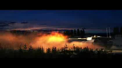Nacht, Dragon Rising, Operation Flasshpoint 2, Panzerschuss