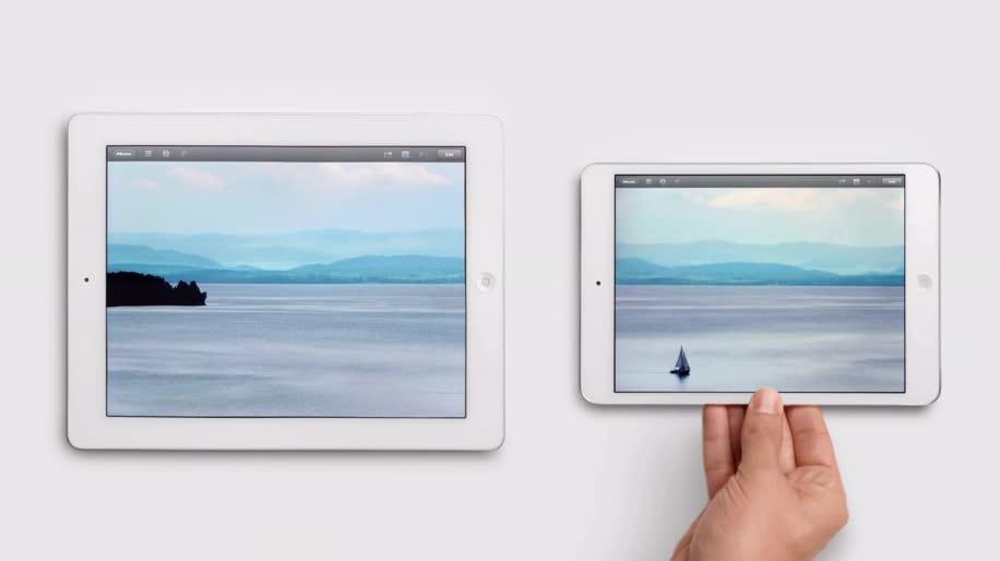 Apple, Tablet, iOS, Ipad, Werbespot, iPad mini, Apple iPad mini