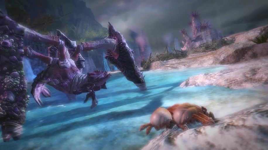 Trailer, Guild Wars 2, Ncsoft, ArenaNet, Guild Wars