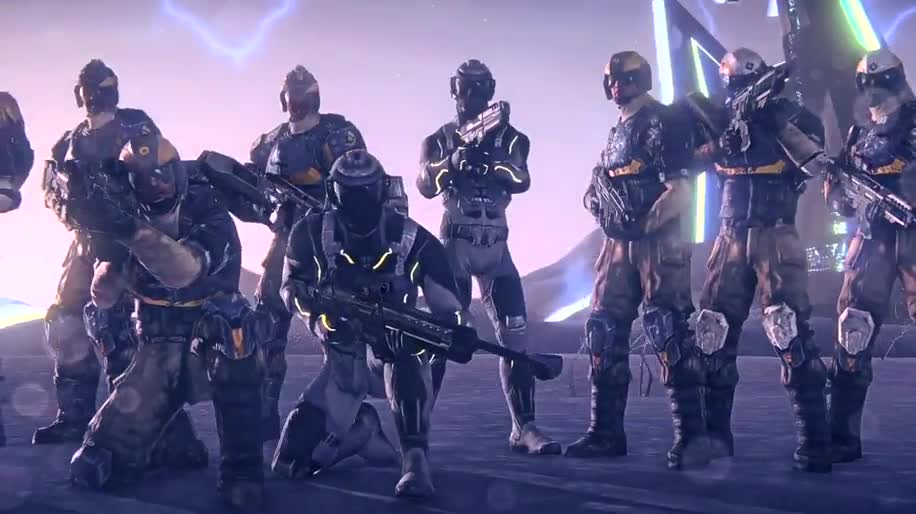 Ego-Shooter, Multiplayer, Free-to-Play, Online-Shooter, Sony Online Entertainment, SOE, Planetside 2, PlanetSide