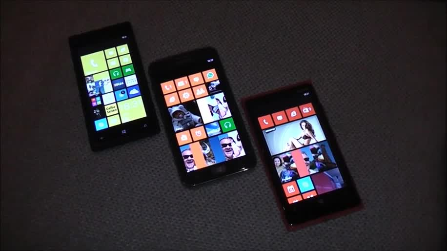Smartphone, Samsung, Nokia, Htc, Windows Phone 8, Lumia, WP8, Vergleich, Nokia Lumia 920, Samsung Ativ S, HTC 8X, ATIV S