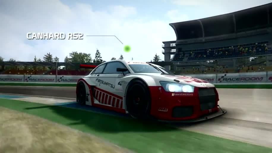 Trailer, Rennspiel, RaceRoom Racing Experience, RaceRoom Entertainment