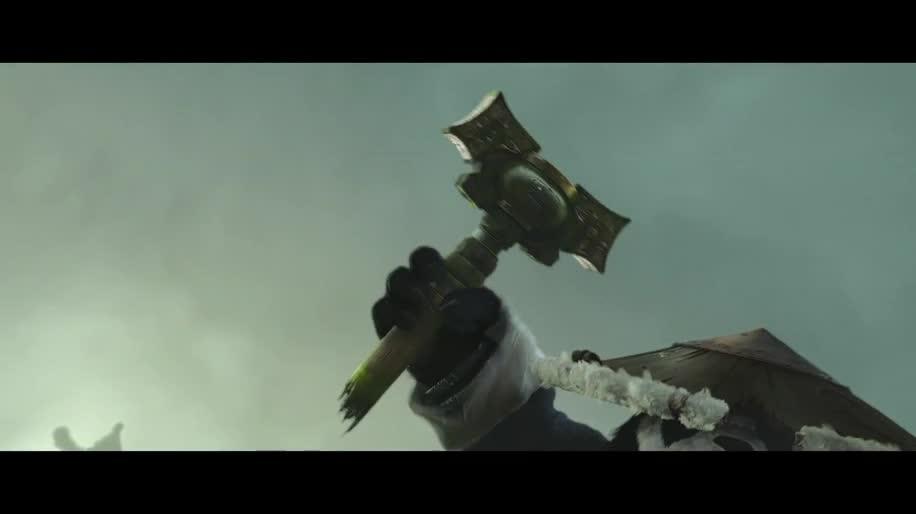 Werbespot, Online-Spiele, Mmo, Mmorpg, Online-Rollenspiel, World of Warcraft, Mists of Pandaria